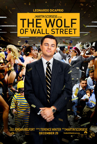 The Wolf Of Wall Street HD iTunes Code