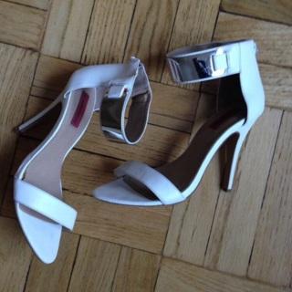 London Rebel High Heel Sandals, Size 9
