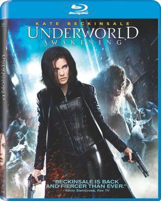 Underworld Awakening- UV Code Only- No Discs