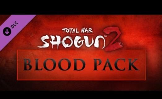 Total war: Shogun Blood Pack