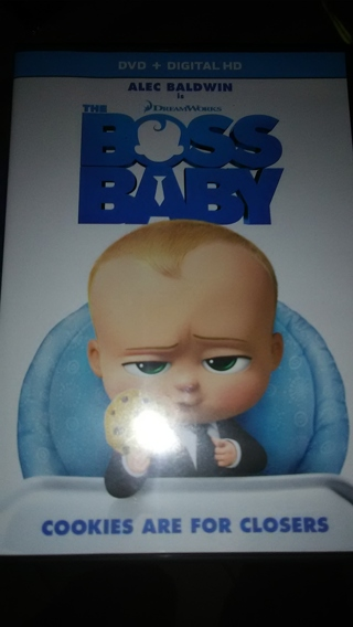 Boss baby code only