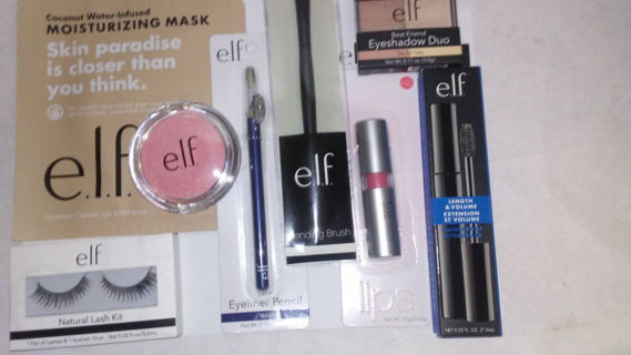8 e.l.f. full Size Make Up Products & Tools