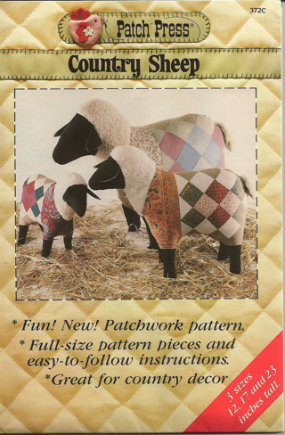 Free Country Sheep Quilt Pattern Sewing Listia Auctions For