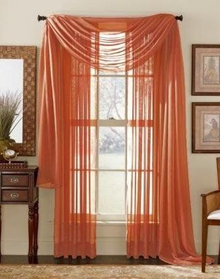 2 Curtain Panels You Pick Color!