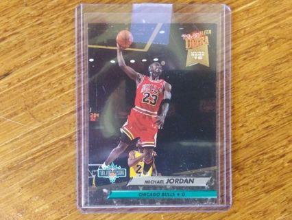 Fleer Ultra Michael Jordan