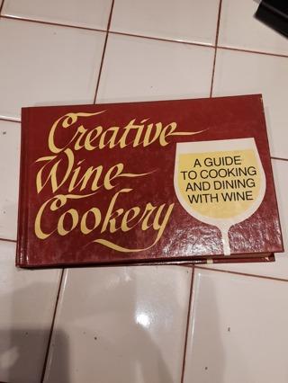 Creative Wine Cookery Book