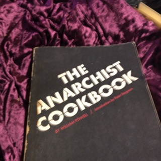 "The Original 1971 Version of ""The Anarchist Cookbook"" By William Powell"