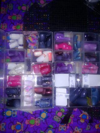 25 sets of various nail sets