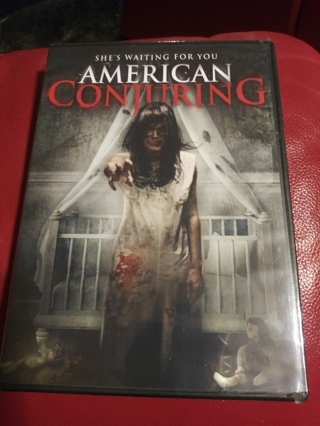 American Conjuring DVD Factory sealed