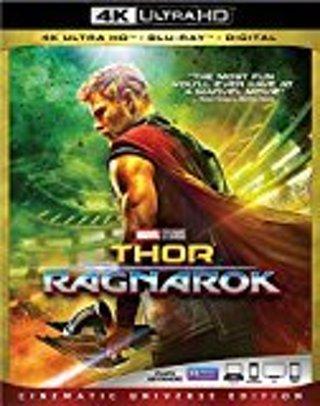 Thor: Ragnarok (2017) Digital Code from 4K Movie