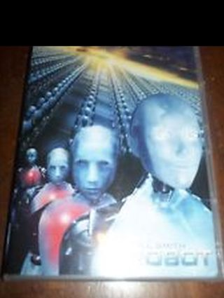 I Robot DVD widescreen