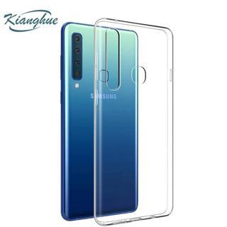 Ultra Thin Silicone Case For Samsung Galaxy A9 A8 A7 A5 A3 2016 2017 2018 Soft TPU Transparent Cle