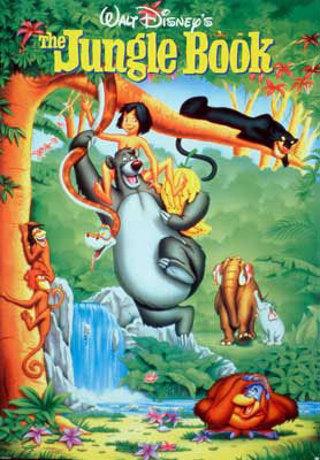 The Jungle Book Dma/Dmr (Animated Classic)
