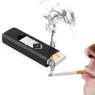 USB Electronic Rechargeable Battery Flameless Ci gar Ciga rette