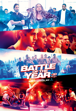 Battle of the Year (HDX) (Movies Anywhere) VUDU, ITUNES, DIGITAL COPY