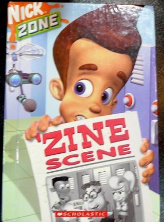 Jimmy Neutron and the Zine Scene