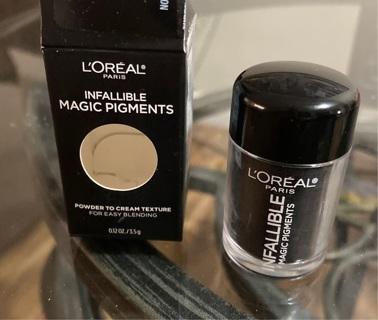 L'Oréal infallible magic pigments $7-$12