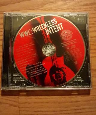 WWE Wreckless Intent Soundtrack 2006