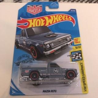 Hot Wheels Mazda Repu #9/10 HW Speed Graphics