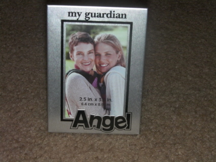 Free My Guardian Angel Picture Frame Other Home Gardening Items