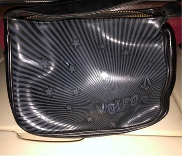 Volvo Black Handbag