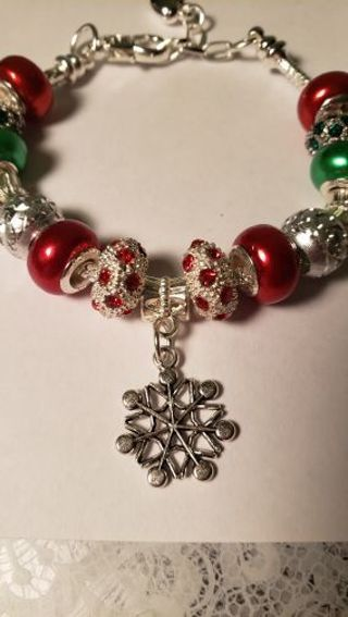 "Euro Bracelet ""Christmas Time"""