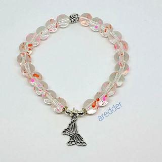 Spring Butterfly Stretch Bracelet BRAND NEW