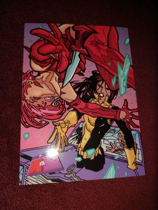 Marvel Card #16