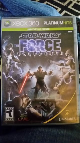 Star Wars, The Force Unleashed