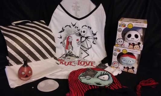 Disney Nightmare Before Christmas Lot ~ Tsum Tsums ~ Apparel & More!