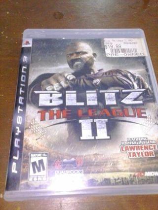 Blitz the league 2 ps3