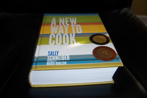 A New Way to Cook 700 pgs HB Sally Schneider