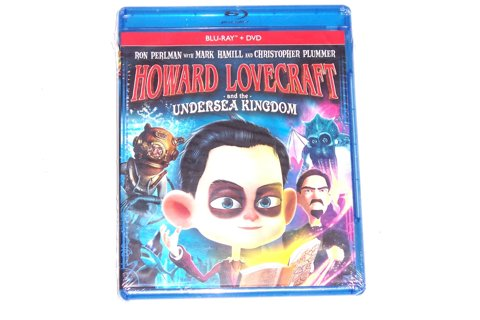 HOWARD LOVECRAFT AND THE UNDERSEA KINGDOM BLU-RAY - NEW