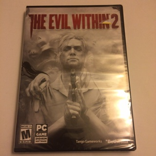 The Evil Within 2 (PC, 2017) *NEW SEALED* Brand New Factory Sealed