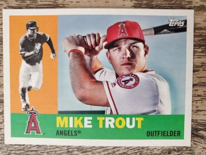 Mike Trout 2017 Topps Archives #1