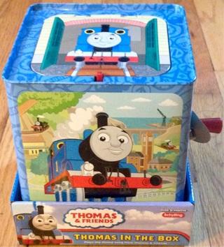 Children's Toy ~ Thomas The Train/Thomas In The Box