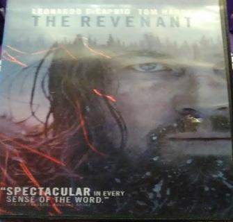 """"""" The Revenant"""" DVD 2015"""