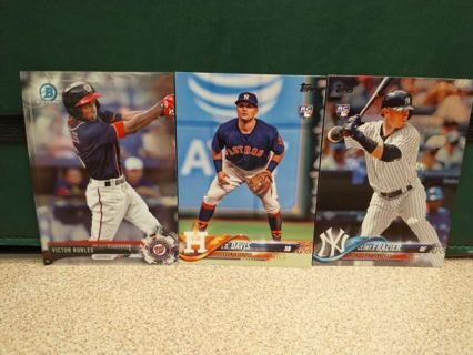 PROGRESSIVE BASEBALL AUCTION MOSTLY ROOKIES HALL OF FAMERS BASE