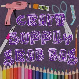 Mystery Craft Supplies Auction
