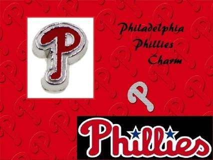 ⚾⚾⚾ Philadelphia Phillies ⚾⚾⚾ Living Locket Charm(s) ☆VERIFIED USERS ONLY PLEASE☆