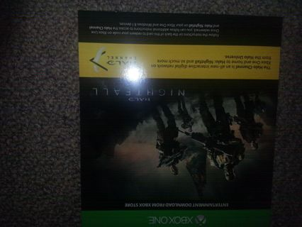 Free Halo Channel And Halo Nightfall Download Code Other Dvds Movies Listia Com Auctions For Free Stuff
