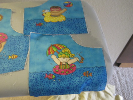 Splash Fun fabric