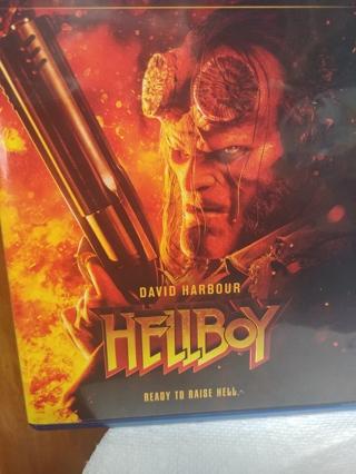 Hell Boy (( 2019 release ))