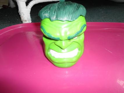 Incredible Hulk Plastic Coffee Mug