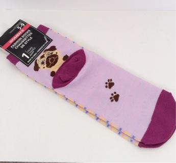 Pug Socks Women's Socks size 5-9