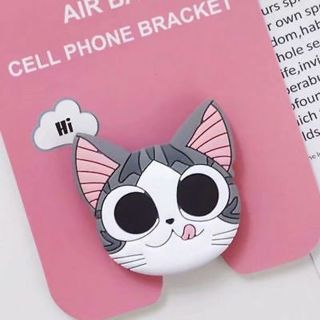 """⚛✨⚛✨⚛1 BRAND NEW SILICONE """"CHI SWEET CAT"""" 360° POPSOCKET SET⚛✨⚛✨ONLY 1!"""