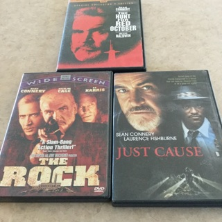 Sean Connery Movie Lot