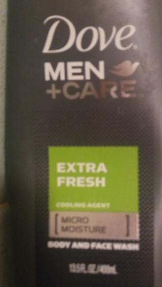 dove men care