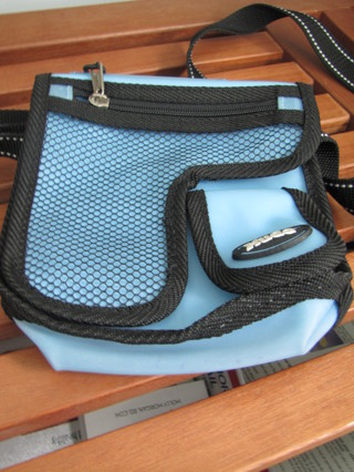 Blue Mudd Purse With Tons Of Pockets