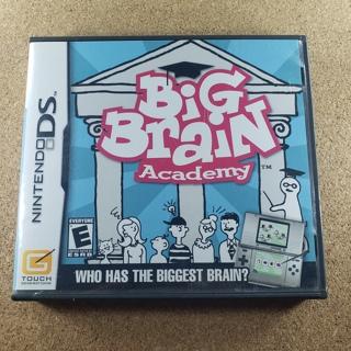 Big Brain Academy Nintendo DS Game